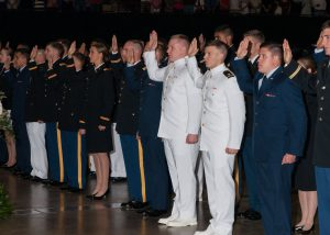 Aggie Officer Commissioning @ Reed Arena | College Station | Texas | United States