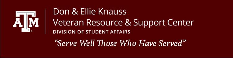 Don & Ellie Knauss Veteran Resource and Support Center